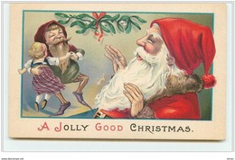 N°1518 - A Jolly Good Christmas - Santa Claus
