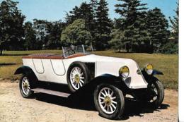 CPSM Voitures Anciennes RENAULT TORPEDO 40 CV 1923 9 LITRES - Passenger Cars