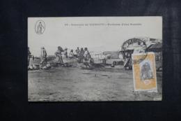 DJIBOUTI - Carte Postale - Porteuses D'Eau , Carte Voyagé En 1920 Pour Soldat Français En Allemagne - L 44902 - Djibouti