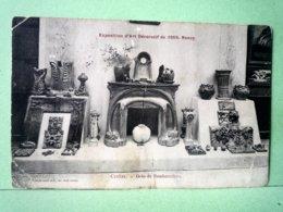 CPA 54 Nancy - Exposition D'Art Décoratif De 1904 - Nancy