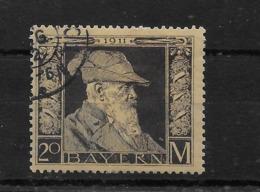 Sello De Baviera Nº MIchel 91I O Valor Catálogo 40.00€ - Bavaria