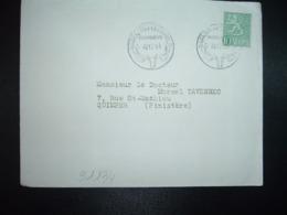 LETTRE Pour La FRANCE TP 10 OBL.13.12 51 ROVANIEMI - Finland