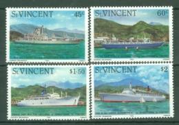 St Vincent: 1982   Ships     MNH - St.Vincent (...-1979)