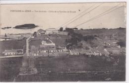 ALGERIE FONTAINE Du GENIE Vue Générale ,cable De La Carrière De Granit - Other Cities