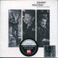 Johnny Hallyday - 45t Vinyle Transparent - Des Raisons D'Esperer - Other - French Music