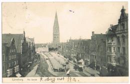 AK Lüneburg, Am Sande 1906 - Lüneburg