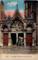 BELGIQUE --  HUY - Le Portail - Hoei