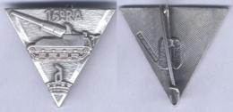 Insigne Du 15e Régiment D'Artillerie - Esercito