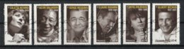 France 2011 : Timbres Yvert & Tellier N° 4605 - 4606 - 4607 - 4608 - 4609 Et 4610 Avec Oblit. Mécaniques. - France
