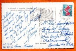 VAISON LA ROMAINE LA POMPEI FRANCAISE  1961    Carte N° PP 249 - Marcofilia (sobres)