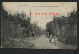 59 PROVIN En 1919 Après La Guerre - Rue Camille DESMOULINS - France