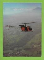 ALOUETTE Ii .Hélicoptère.Aviation Armée - Matériel