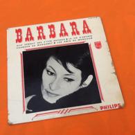 Vinyle 45 Tours  Barbara   Elle Vendait Des P'tits Gâteaux  (1968) - Vinyl Records
