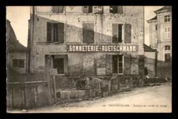 JUDAISME - BADONVILLER - BONNETERIE RUETSCHMANN ? - KABYLES EN CORVEE DE LAVAGE - Jewish