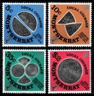 1975 Montserrat (4) Set - Montserrat