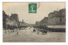 REIMS  L AVENUE DROUET D ERLON - Reims