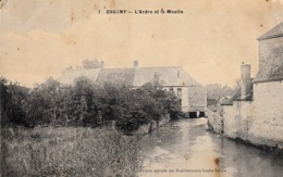 Thematiques 51 Marne Crugny L'Ardre Et Le Moulin - France