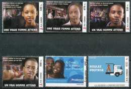 [105945]TB//**/Mnh-RD CONGO 2005, 'PREVENTION SIDA-AIDS'. - Médecine