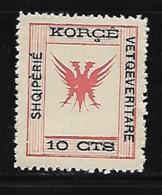 Albanie 1917 Yvert 48 Neuf** MNH (AA62) - Albania