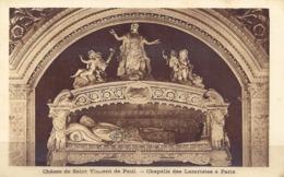 *CPA - 75 PARIS Chapelle Des Lazaristes - Châsse De Saint Vincent De Paul (1) - Churches