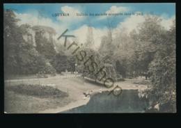 Louvain - Ruïnes Des Anciens Remparts Dans Le Parc [AA27 0.521 - Non Classés