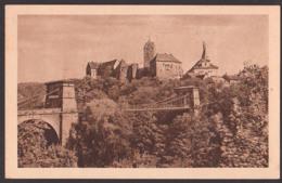 Loket Nove Satlo Elbogen Elbogen-Neu  Sudeten Ak 1931 Burg - Sudeten