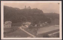 Dauba Duba Burg Hrad Kokorin Und Melnika Kokorschin Foto-AK 1928 Ruine Melnik - Sudeten