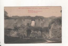 Coucy Le Chateau Chateau Vue Interieure - Andere Gemeenten