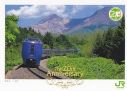 Japan - Limited Express Train SUPER HOKUTO, JR Hokkaido - Trains