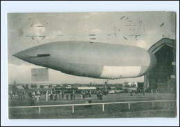 U6535/ Luftschiff Parseval In Hamburg 1911 Zeppelin - Airships