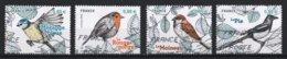 France 2018 : Timbres Yvert & Tellier N° 5238 - 5239 - 5240 Et 5241 Avec Oblit. Mécaniques. - Oblitérés