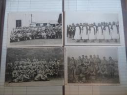 Lot De 7 Cartes Photos Du 8ème Régiment D'infanterie - Weltkrieg 1939-45
