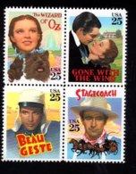 861735292 SCOTT 2448A POSTFRIS MINT NEVER HINGED EINWANDFREI (XX) - CLASSIC FILMS - 2445 FIRSTS - United States