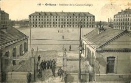 CPA - France - (45) Loiret - Orléans - Intérieur De La Caserne Coligny - Orleans