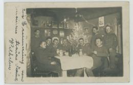 109 - Feldpost 1915 Feldflieger Abteilung Nr. 20 / 1. Komp. Inf. Reg 114. 14. Armee - Korps, 29. Division. - Régiments