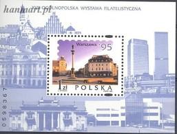 Poland 1995 Mi Bl 127 Fi Bl 157 MNH ( ZE4 PLDbl127 ) - Familias Reales