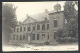1.1 // CPA - JODOIGNE - Château Pastur  // - Jodoigne