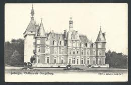 1.1 // CPA - JODOIGNE - Château De DONGELBERG  // - Jodoigne