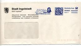 Lettre Flamme Frankit  250 Ans Simon Mayr - [7] République Fédérale
