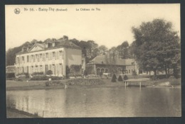 1.1 // CPA - BAISY THY - Genappe - Le Château De THY - Nels N° 56  // - Genappe