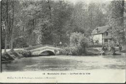 Montataire Le Pont De La Ville - Montataire