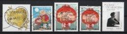 France 2019 : Timbres Yvert & Tellier N° 5292 - 5296 - 5297 - 5298 - 5299 - 5300 - 5301 Et 5302 Avec Oblit. - Oblitérés