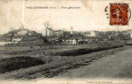 PELLEVOISIN VUE GENERALE - Otros Municipios