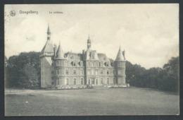 1.1 // CPA - DONGELBERG - Jodoigne - Château - Kasteel - Nels   // - Jodoigne