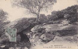 Marlotte (77) - Le Long Rocher - Grotte De Kosciusko - France