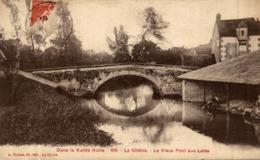 LA CHATRE LE VIEUX PONT AUX LAIES - La Chatre