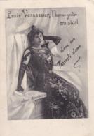 Louis Vernassier, L'homme-protée - Musical Dans Sa Travesti-dame - Entertainers