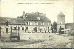 Ressons Sur Matz Ferme De Bayencourt - Ressons Sur Matz