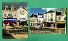 56 Morbihan Plouhay Lot De 6 Cartes Postales 2000 ( Voir 6 Scans ) - Altri Comuni