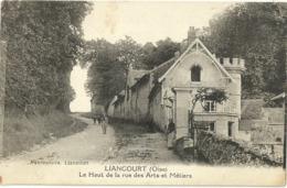 Liancourt Le Haut De La Rue Des Arts Et Metiers - Liancourt